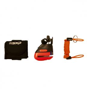 SXP skivbromslås för moped, ej SSF-godkänt